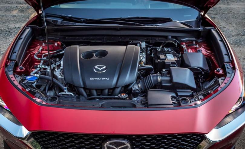 2021 Mazda CX-30 Engine