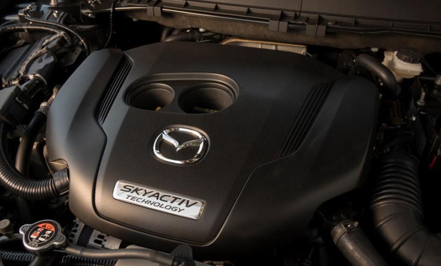 2021 Mazda CX 4 Engine