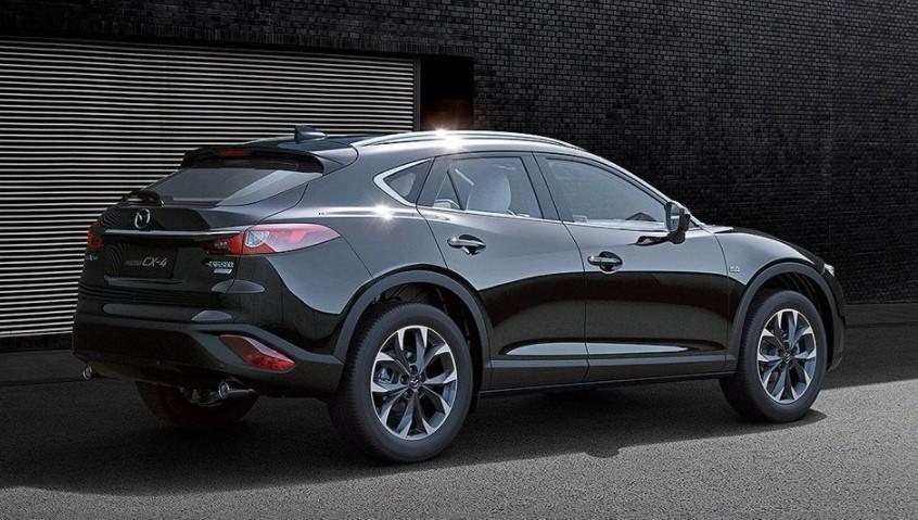 2021 Mazda CX-4 Exterior