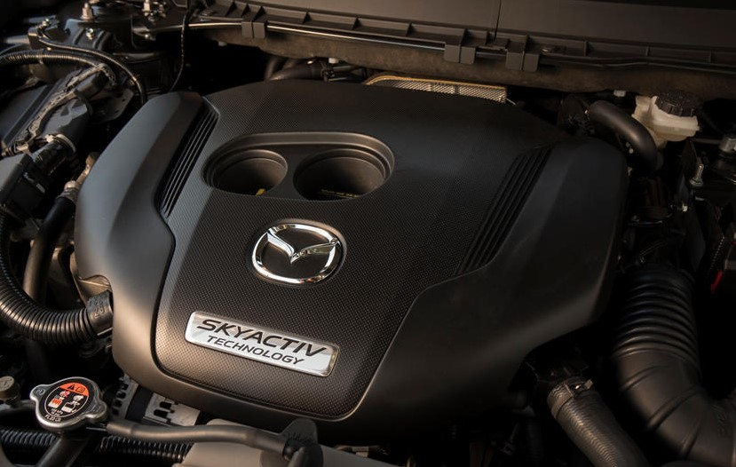 2021 Mazda CX-5 Engine