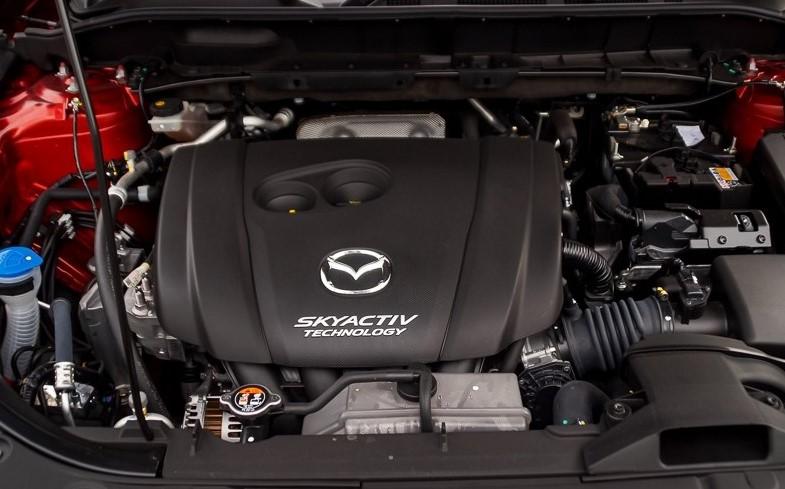 2021 Mazda CX 5 Engine