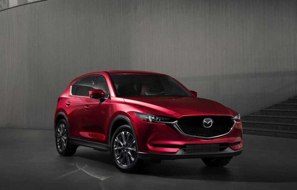 2021 Mazda CX 5 Exterior