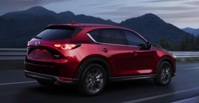 2021 Mazda CX-5 Exterior