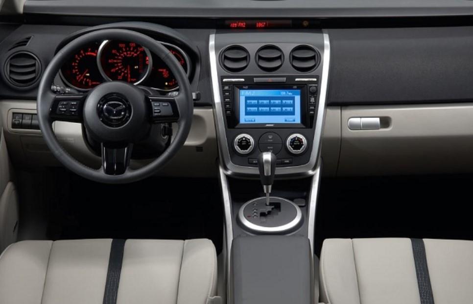 2021 Mazda CX-7 Interior