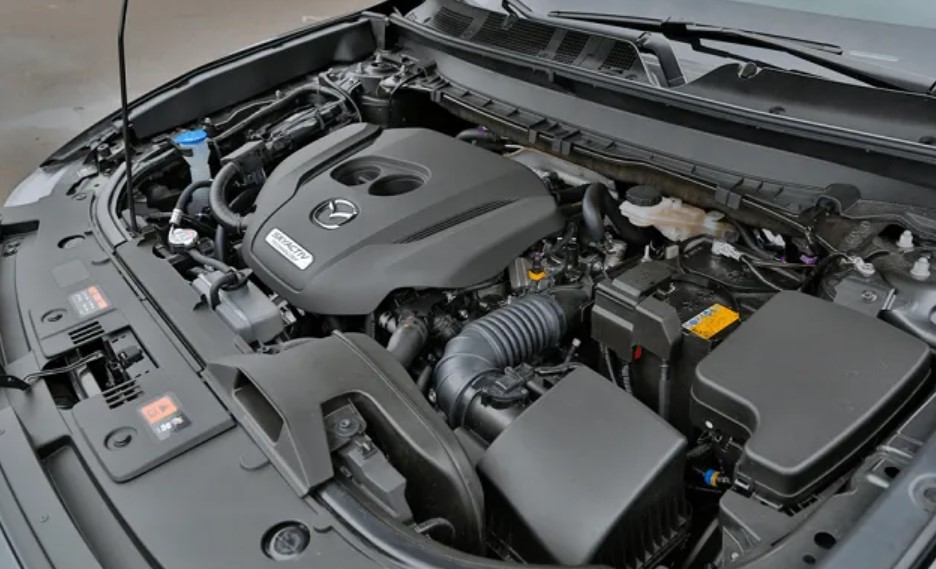 2021 Mazda CX-9 Engine