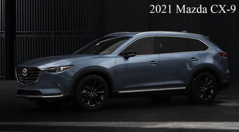 2021 Mazda CX 9 Exterior