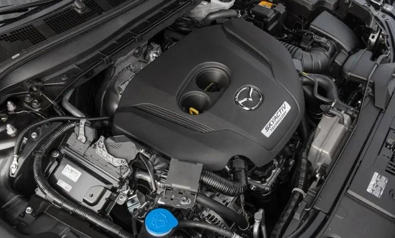 2022 Mazda CX 3 Engine