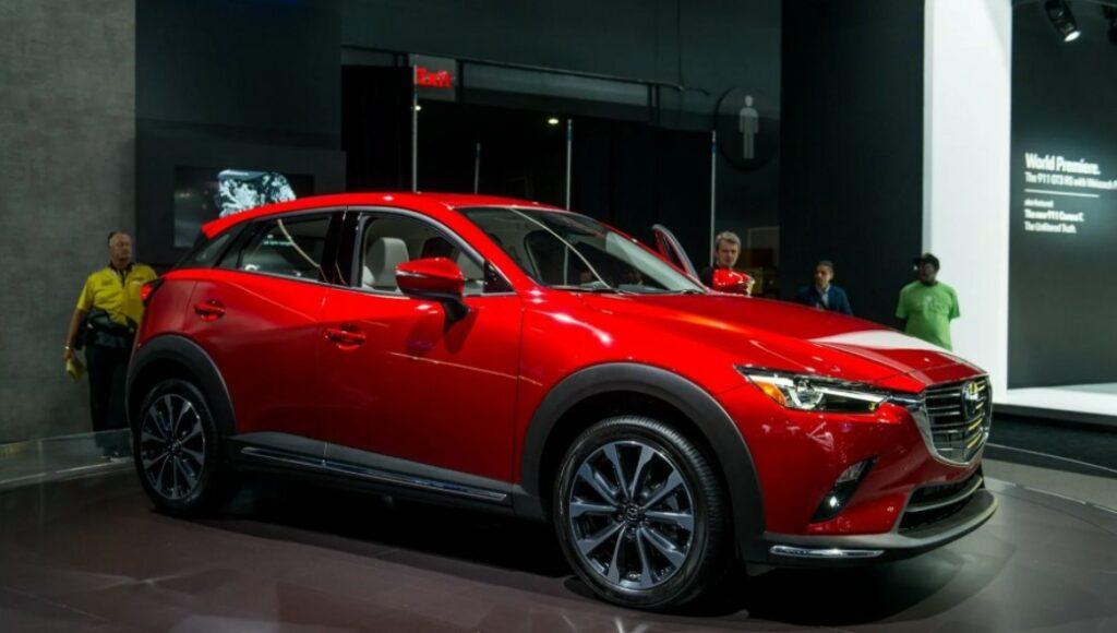 2022 Mazda CX 3 Exterior