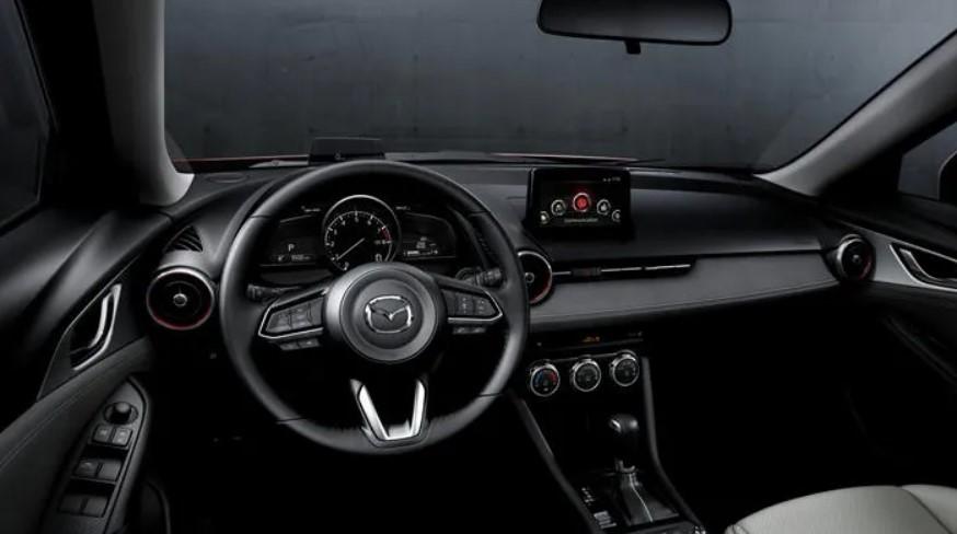 2022 Mazda CX-3 Interior