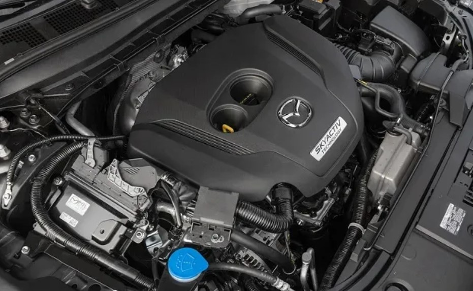 2022 Mazda CX-5 Engine
