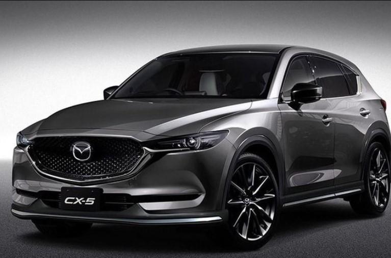 2022 Mazda CX-5 Exterior