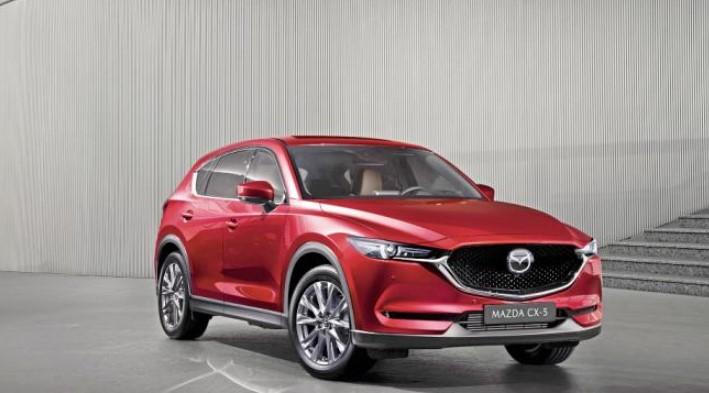 2022 Mazda CX 5 Exterior