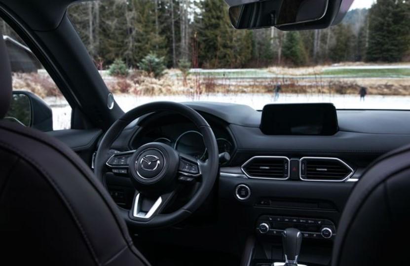 2022 Mazda CX 5 Interior