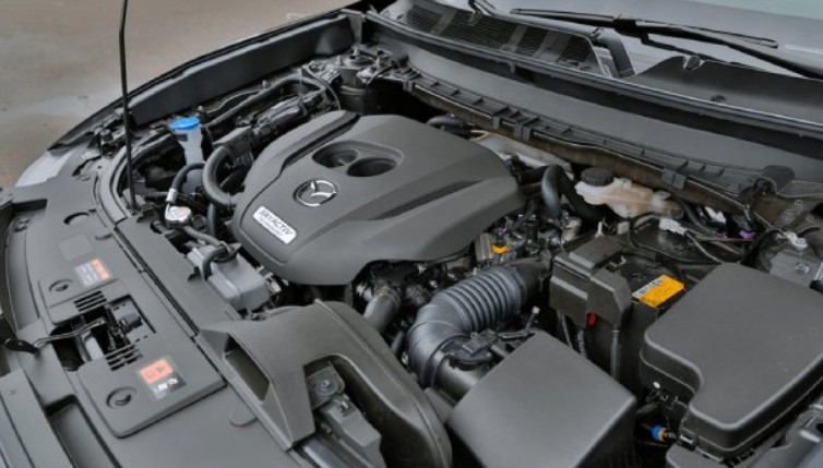 2022 Mazda CX 7 Engine