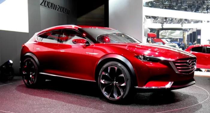 2022 Mazda CX 7 Exterior
