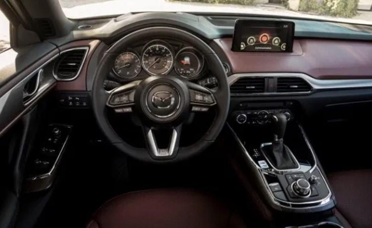 2022 Mazda CX 7 Interior