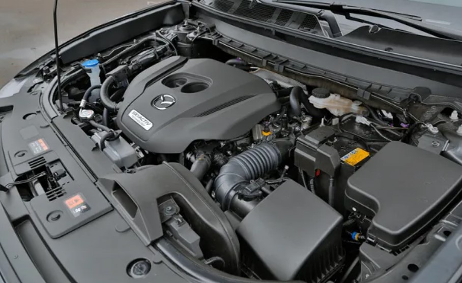 2022 Mazda CX 9 Engine
