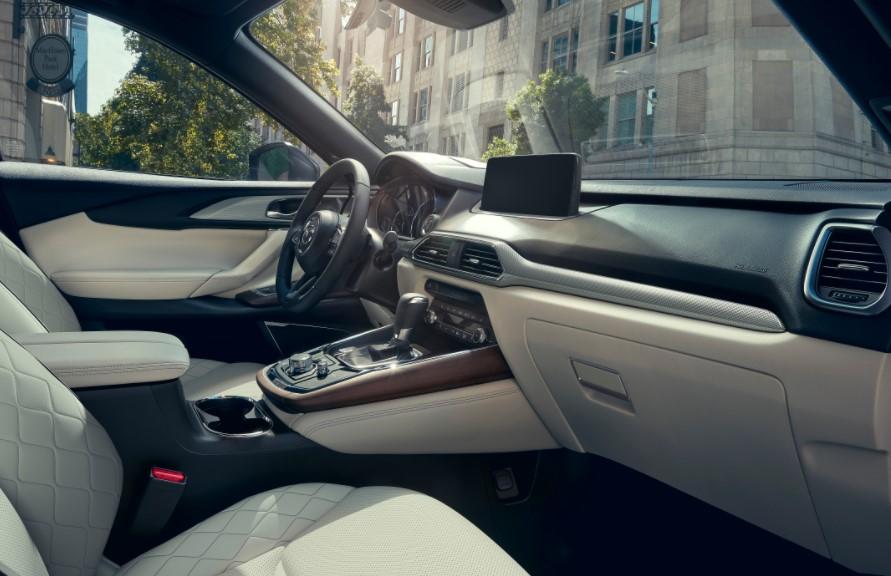 2022 Mazda CX 9 Interior