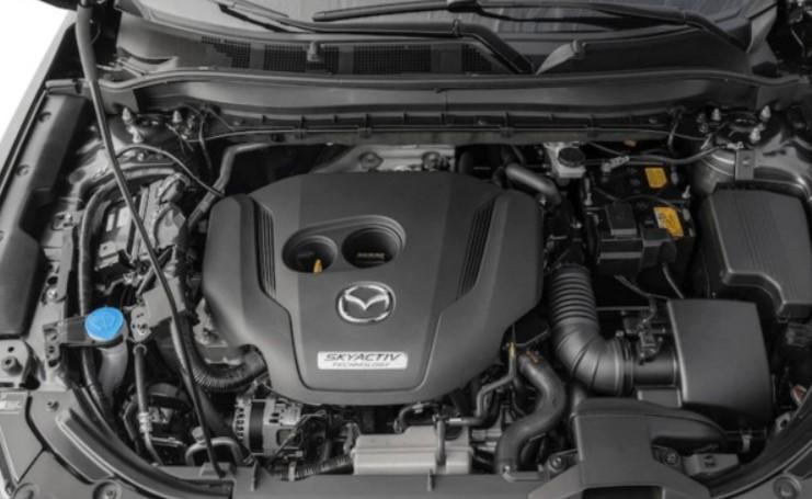 2021 Mazda 3 Engine