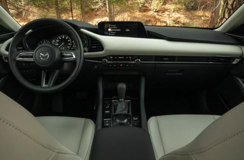 2021 Mazda 3 Interior