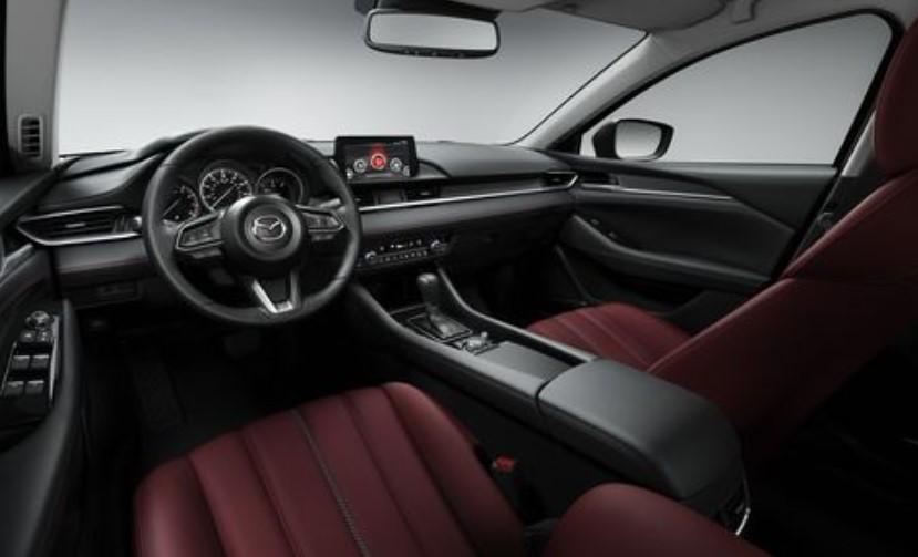 New 2021 Mazda 6 Carbon Edition, Release Date, Interior ...