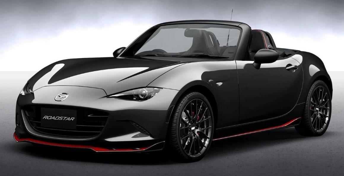 2021 Mazda MX 5 RF Exterior