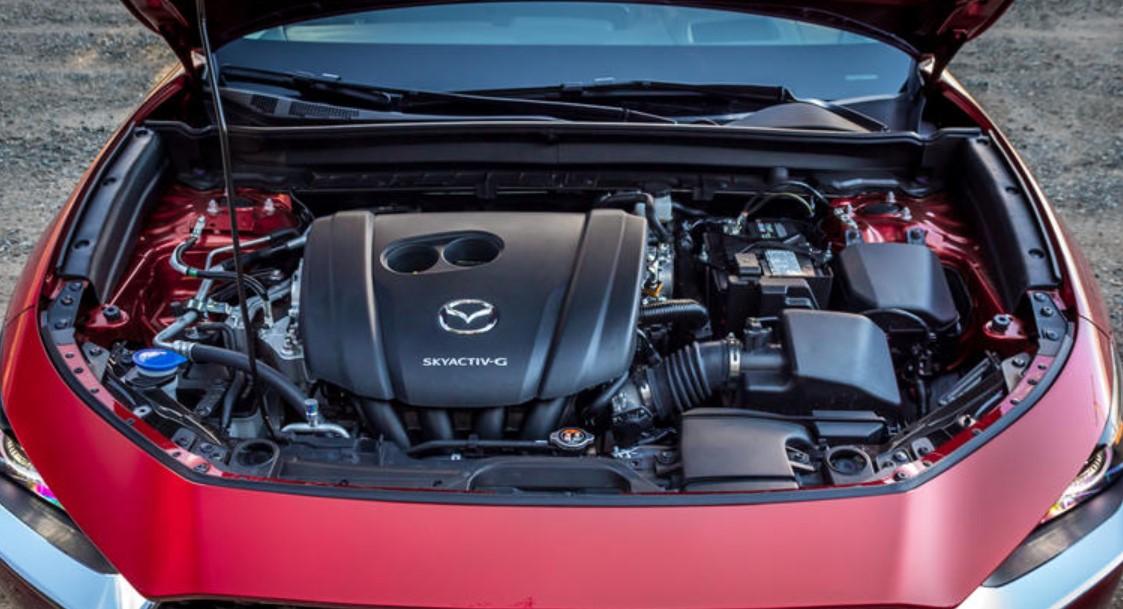 2021 Mazda Mx 30 Engine