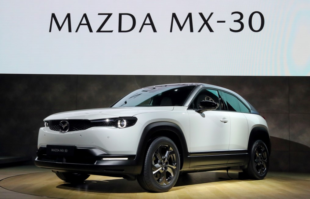 2021 Mazda Mx 30 Exterior