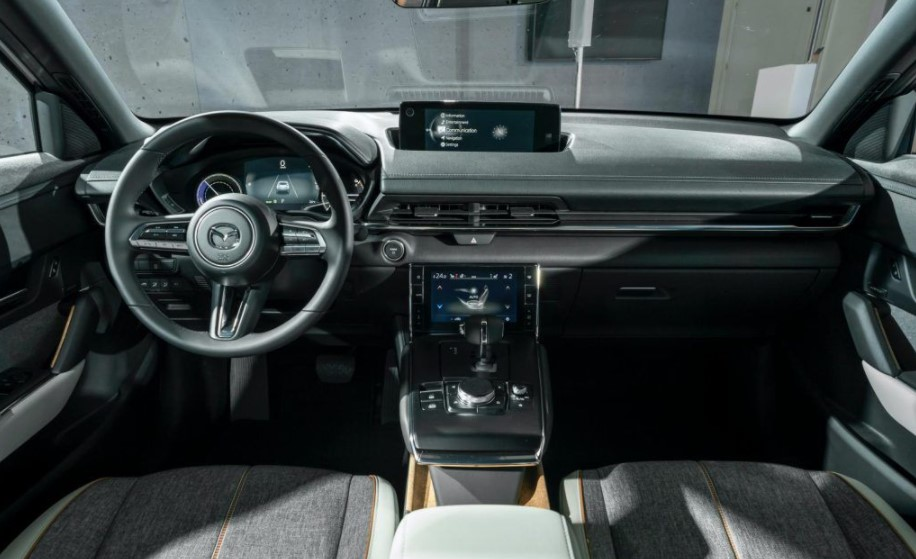 2021 Mazda Mx 30 Interior