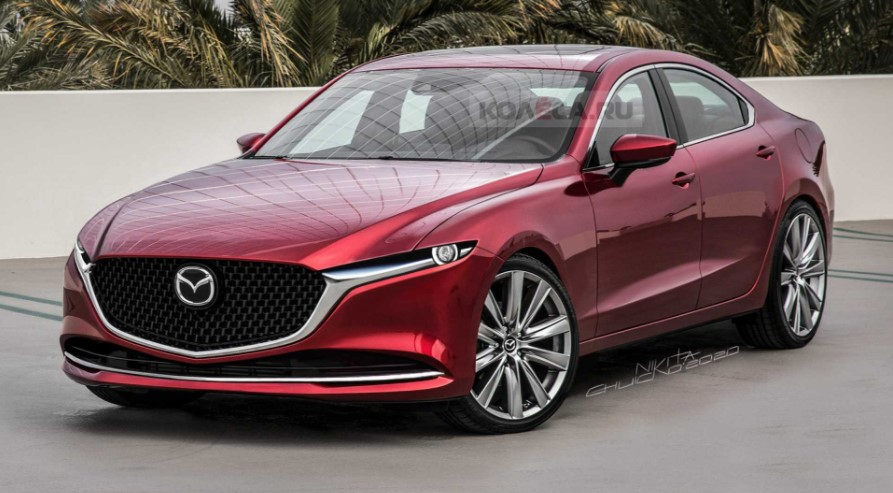 2022 Mazda 6 Exterior