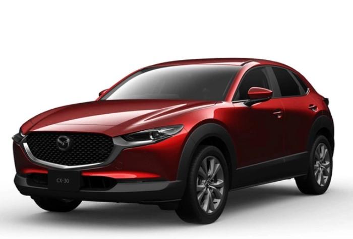2022 Mazda CX 30 Exterior