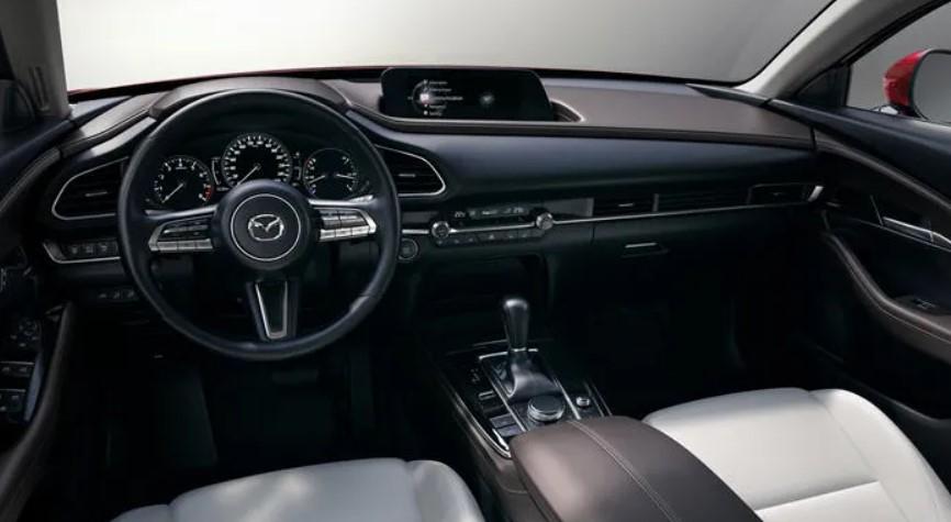 2022 Mazda CX 30 Interior