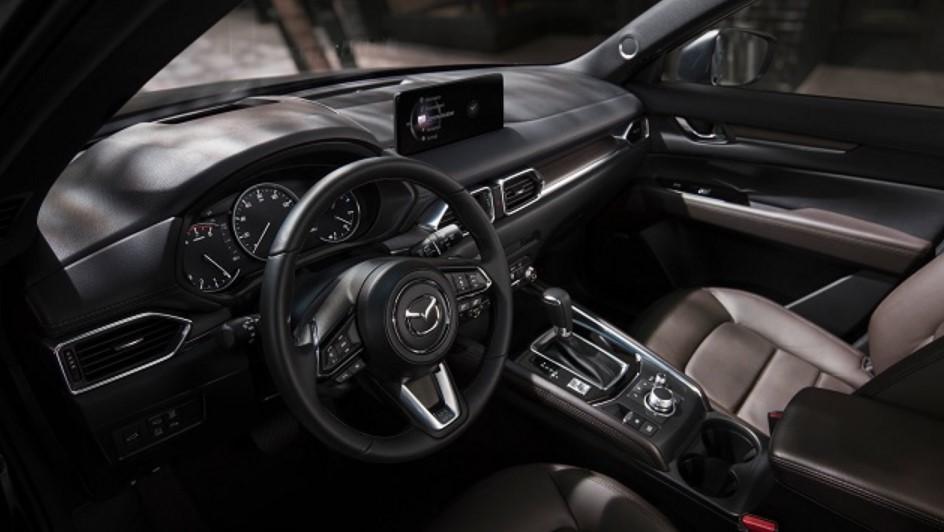 2022 Mazda MX 5 Interior