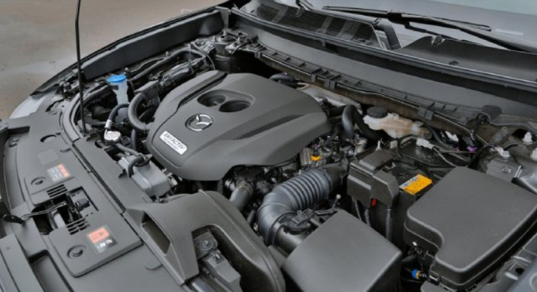 2022 Mazda CX-6 Engine