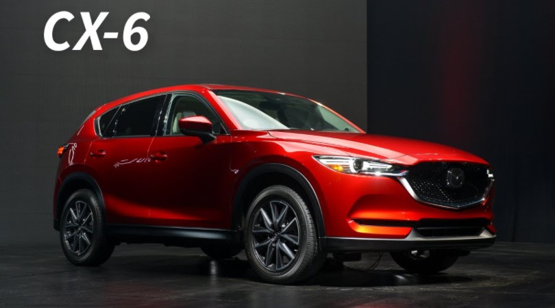 2022 Mazda CX-6 Exterior