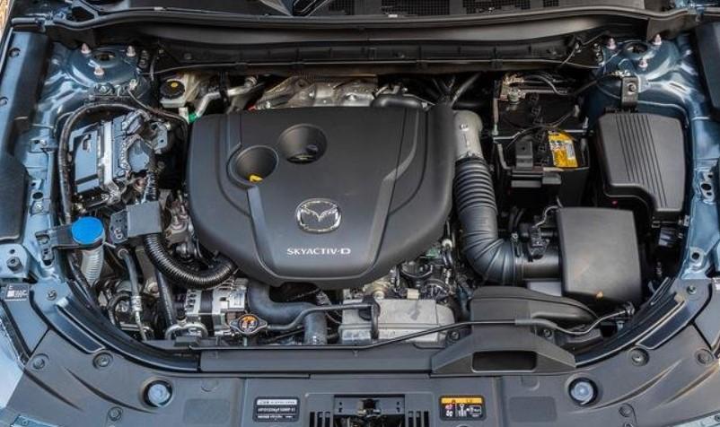 2022 Mazda CX-8 Engine