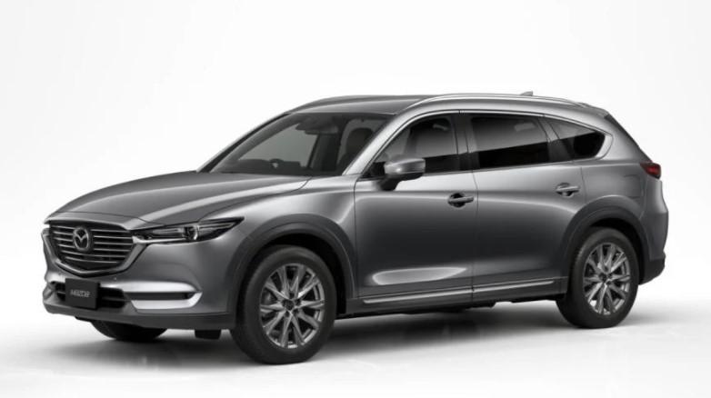 2022 Mazda CX-8 Exterior