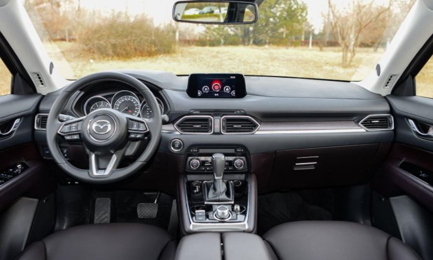 2022 Mazda CX-8 Interior