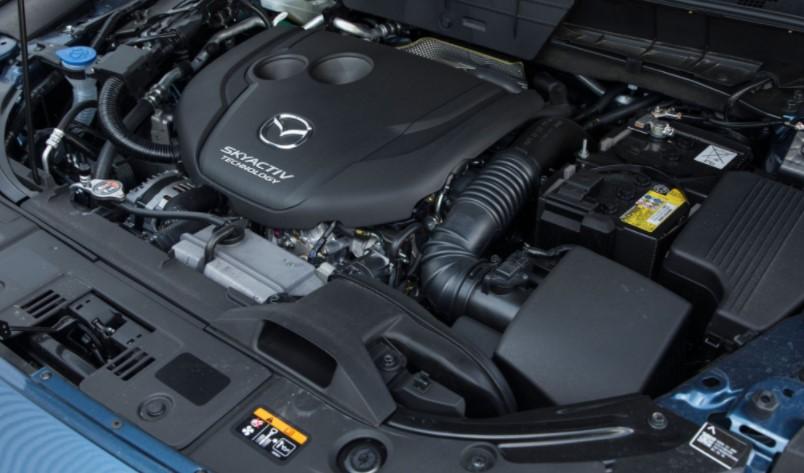 2023 Mazda 2 Engine
