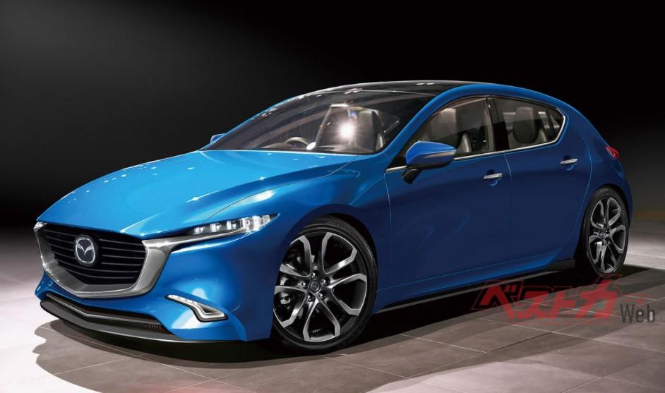 2023 Mazda 2 Exterior