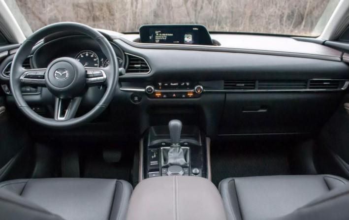 2023 Mazda 2 Interior