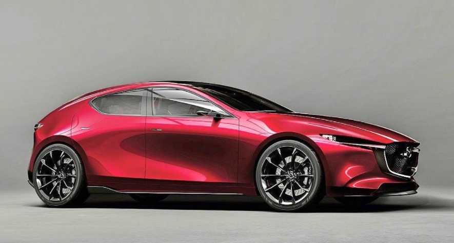 2023 Mazda 3 Exterior