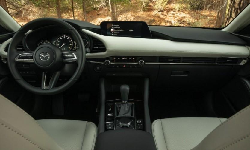 2023 Mazda 3 Interior