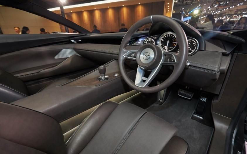 2023 Mazda 6 Interior
