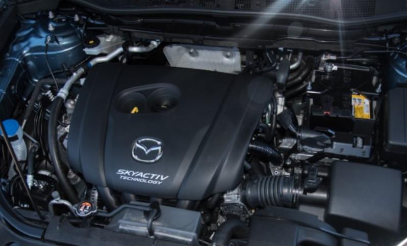 2023 Mazda CX 3 Engine