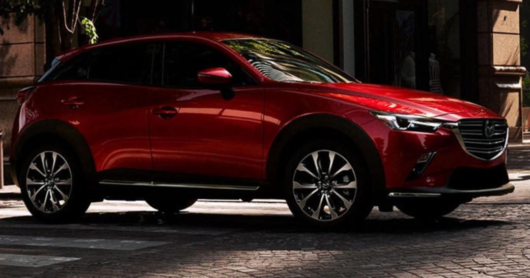 2023 Mazda CX 3 Exterior