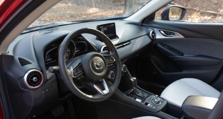 2023 Mazda CX 3 Interior