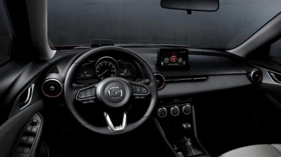 2023 Mazda CX-3 Interior