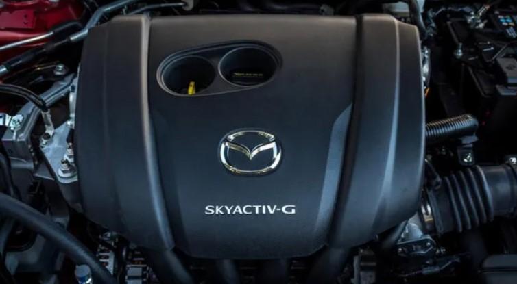 2023 Mazda CX 30 Engine