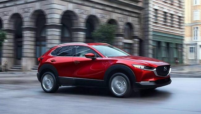 2023 Mazda CX 30 Exterior